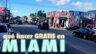 QUE HACER GRATIS EN MIAMI Y SOUTH BEACH - USA #7 | Pepito Viaja