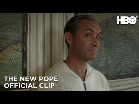 The New Pope: My Return (Season 1 Episode 8 Clip) | HBO