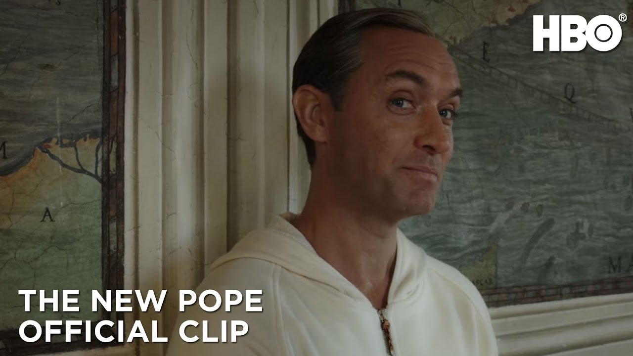Download The New Pope: My Return (Season 1 Episode 8 clip) | HBO