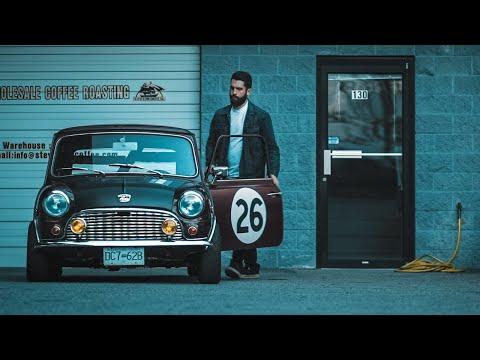 1275cc Classic Mini Cafe Racer