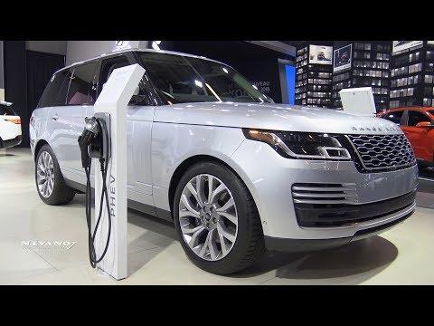 2018 Range Rover PHEV HSE P400s - 2018 Montreal Auto Show