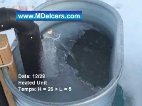 Stock Tank Heaters That Save You Big Bucks Youtube
