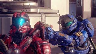 PRO VS NOOB - A Halo 5 Machinima