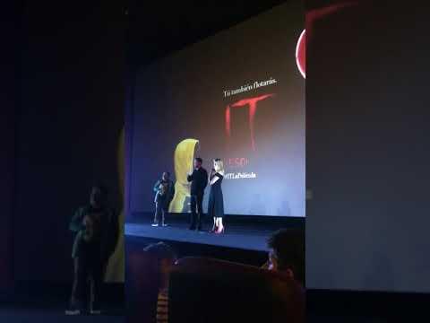 Andrés Muschietti presentación de IT...
