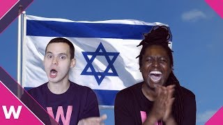 Eurovision 2019: Slogan and Star of David stage too political?