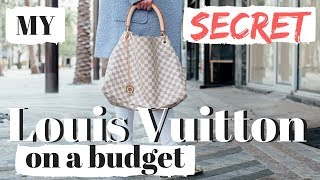 HOW TO BUY LOUIS VUITTON HANDBAGS ON A BUDGET