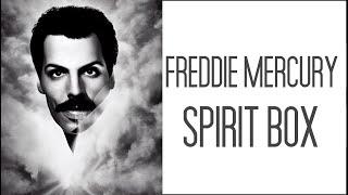 FREDDIE MERCURY's Spirit Speaks. Hear his Message from the Portal.