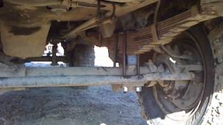 УАЗ Буханка  лифт 4 сантиметра, резина Форвард Сафари