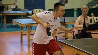 Mistrzostwa Ostrołęki Szkół Średnich w Tenisie Stołowym Mężczyzn