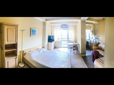 Продаются уютные апартаменты с видом на море в новом доме в Партените