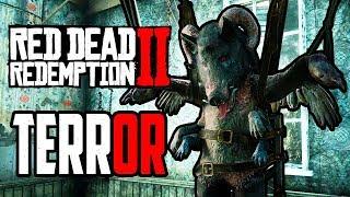 Los Easter Eggs mas TERRORIFÍCOS de Red Dead Redemption 2
