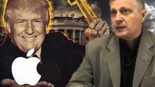 За что Трамп приговорил Apple. Рассказывает Валерий Пякин.