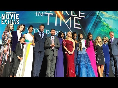 A Wrinkle in Time | World Premiere