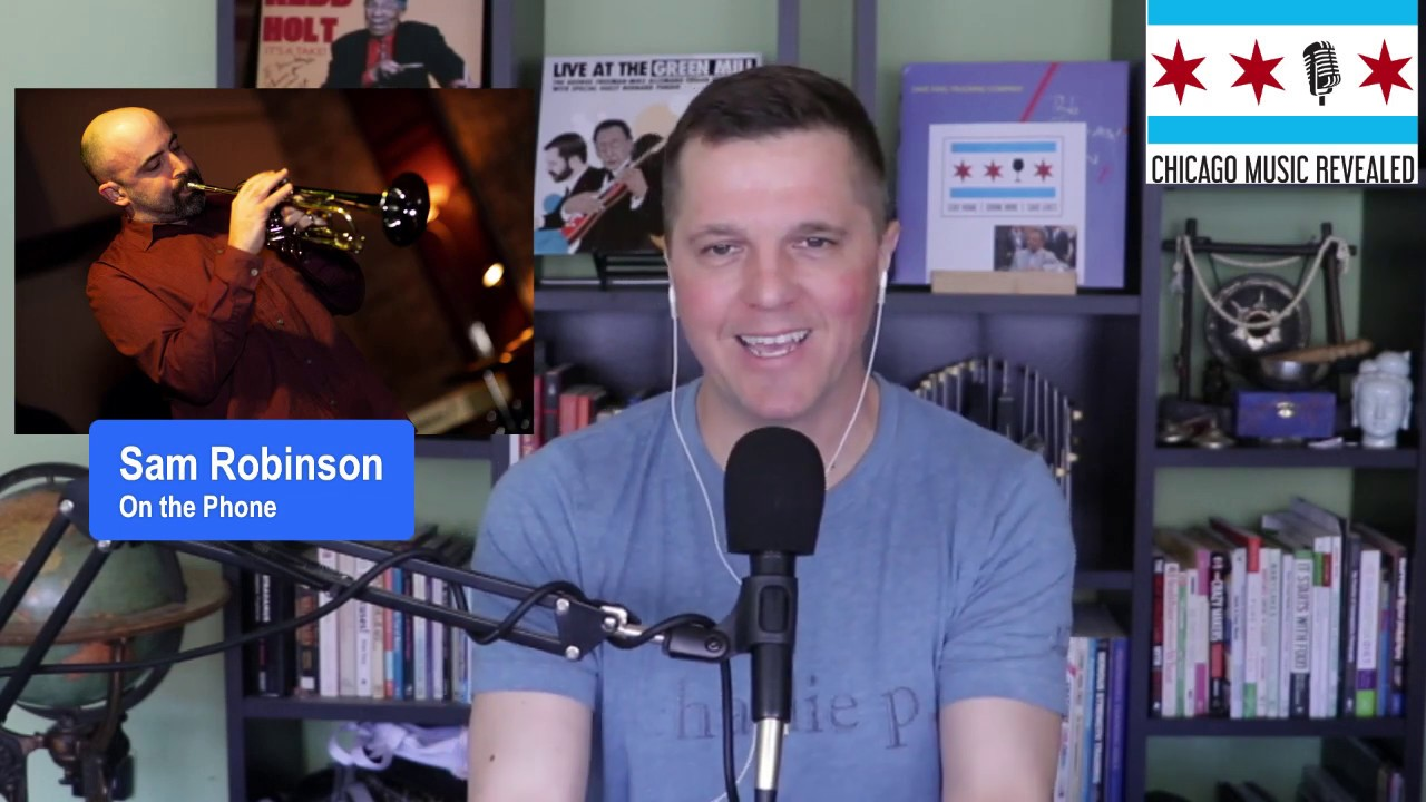 Chicago Music Revealed featuring Stacy McMichael and Sam Robinson EPISODE 008