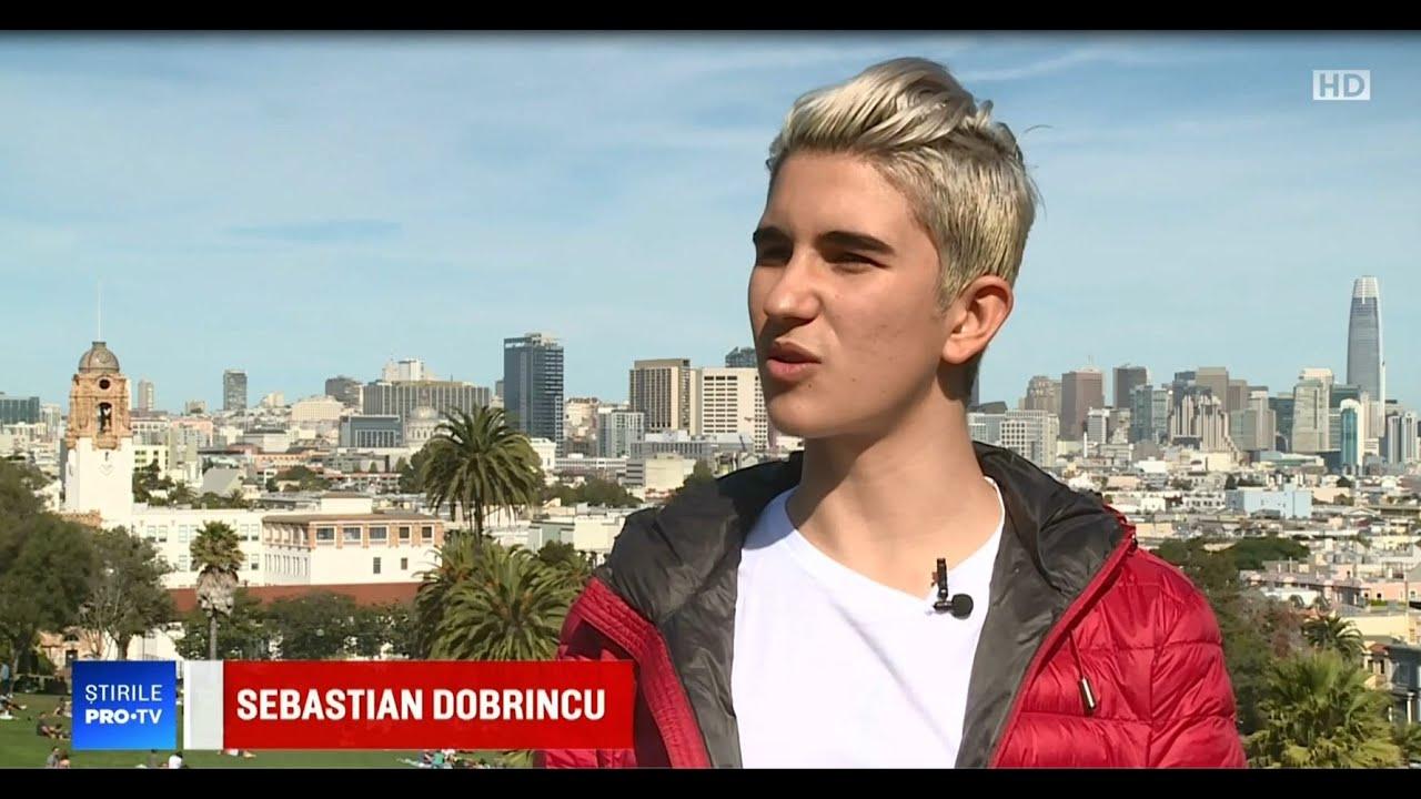 Povestea incredibilă a lui Sebastian Dobrincu (21 de ani ...  |Dobrincu Sebastian