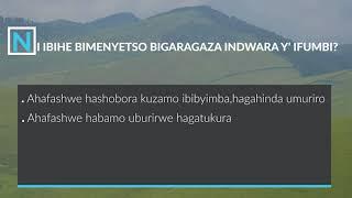 TV Segment Ibimenyetso by'indwara y'ifumbi