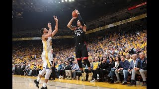 Danny Green Torched The Golden State Warriors In Game 3   NBA Finals