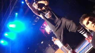 "Big Sean ""Intro (Acapella)"" Rolling Papers World Tour, Merriweather Post Pavilion"