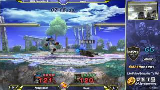 MVG Revelations 2: Messi (Snake) vs Angus Beef (Lucario) Pools