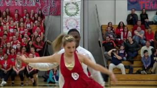 2017 Red Partner Dance