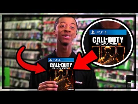Call of Duty Black Ops 4 Zombies Leaked By Gamestop Employee! Call of Duty Black Ops 4 Confirmed