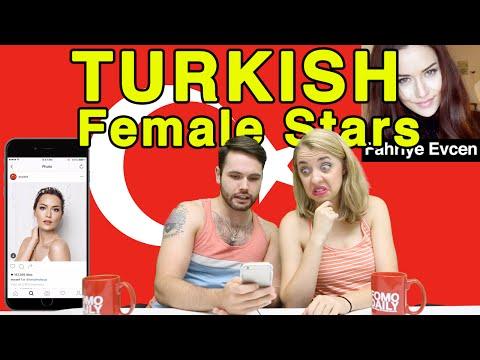 Like, DM, Unfollow: Turkish Female Stars