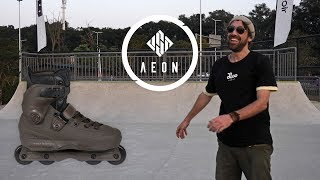 Download Video Richie Eisler Aeon Lomax park session - USD Skates MP3 3GP MP4