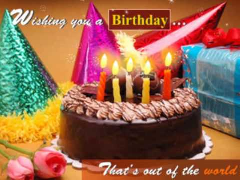 Happy Birthday (Ara Kekedjian).wmv