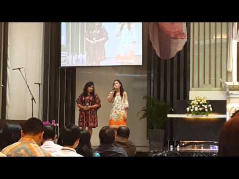 Duet 2G Rosiana Manurung feat Santi Utomo