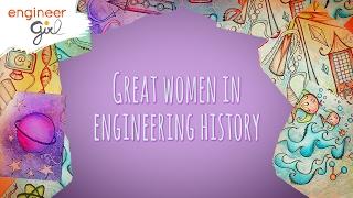 Great Women in Engineering History