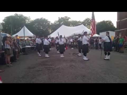 Chicago Irish American Heritage Center 2016