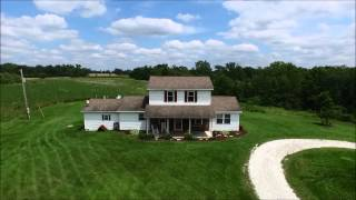 Tina M. Grafton Aerial Tour - McDonough County, IL