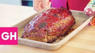 How to Make Juicy, Delicious Meatloaf | Test Kitchen Secrets | GH