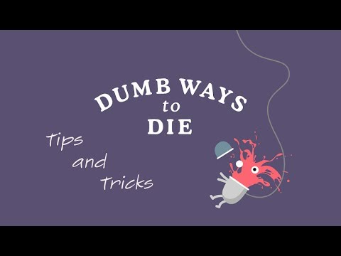 Dumb Ways To Die Android - High Score Over 6000 points + Tips and Tricks