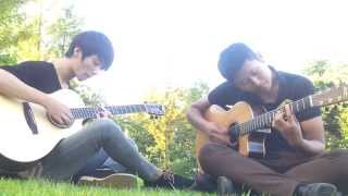 Gambar cover (Depapepe) start-Sungha Jung