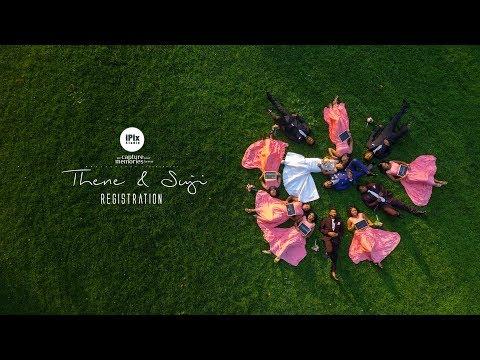 Thene & Suji  Civil wedding
