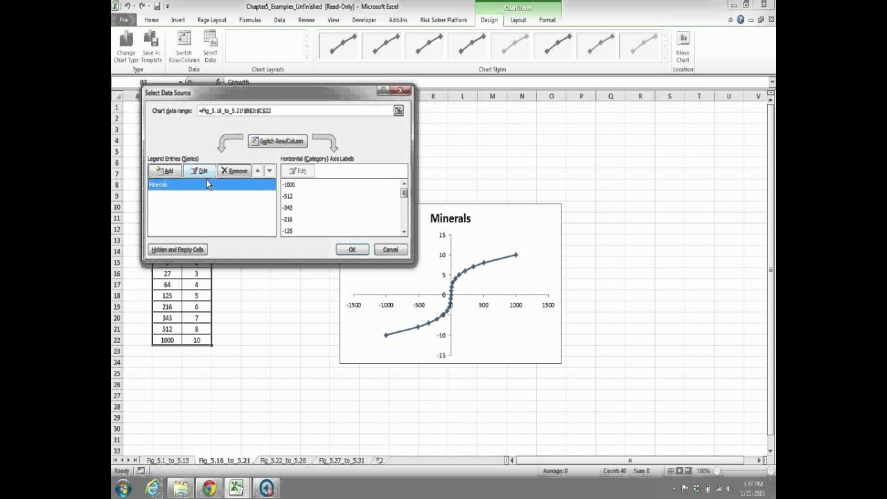 developing spreadsheet based decision support systems video fig 527 to 531