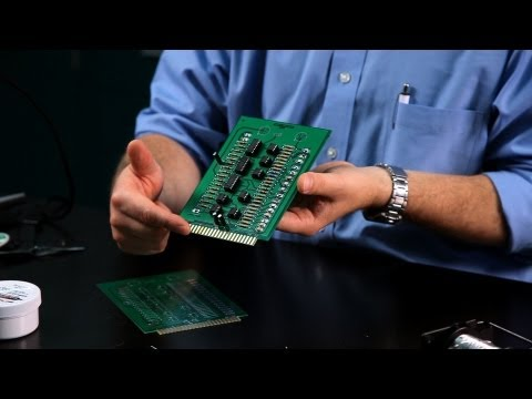 What Is a Printed Circuit Board? | Soldering