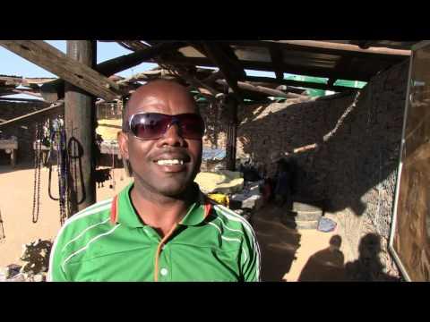 The Language of Africa (Namibia - Nama/Damara)