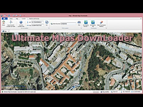 Ultimate Maps Downloader | How To DownLoad High Resolution Image