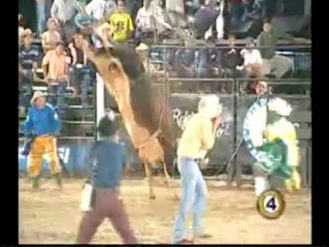 Asa Branca e Desafio do Touro Bandido em Barretos 2003