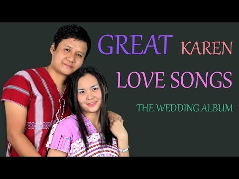 Great Karen Love songs - E&E the Wedding Album