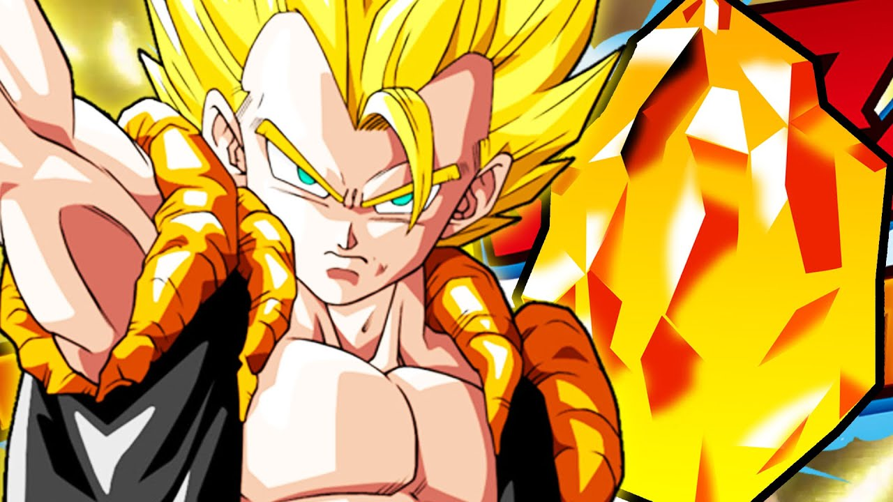 SUPER GOGETA IS HERE