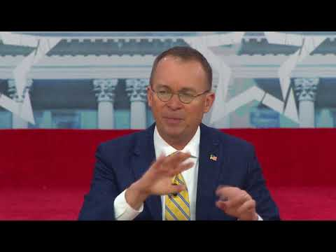 CPAC 2018 - A Conversation with OMB Director Mick Mulvaney
