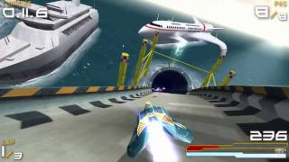 Wipeout Pure PSP Gameplay HD