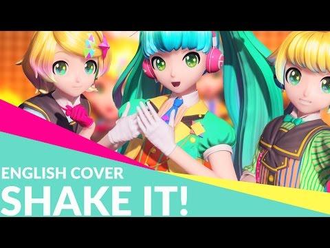shake it! (English Cover)【JubyPhonic】