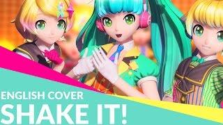 shake it! -English- [JubyPhonic]