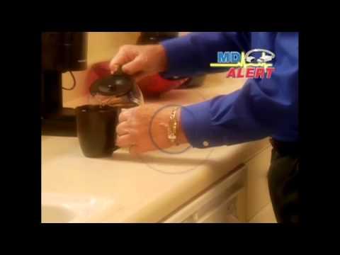 Med Alert Flash Drive Bracelet