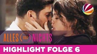 Leidenschaftliche Küsse | Highlight | Alles oder Nichts | SAT.1 TV