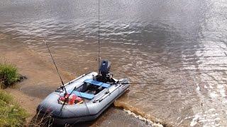 Мотор Yamaha 5 CMHS Ямаха 5лс и лодка Hunter 290 Хантер 290 обкатка(Обкатка лодочного мотора Yamaha 5 CMHS. Сочетание мотора и лодки Hunter 290 (без килевая). Пишите, готов ответить по..., 2015-07-28T18:56:49.000Z)